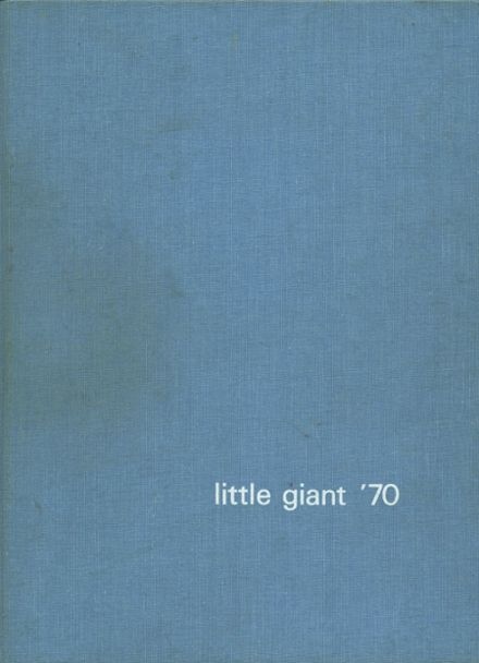 1970 Highland Park High School Yearbook Cover