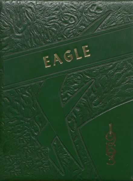 1963 Stratton High School Yearbook Cover
