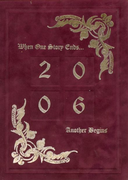2006 Fairfield High School (Butler County) Yearbook Cover