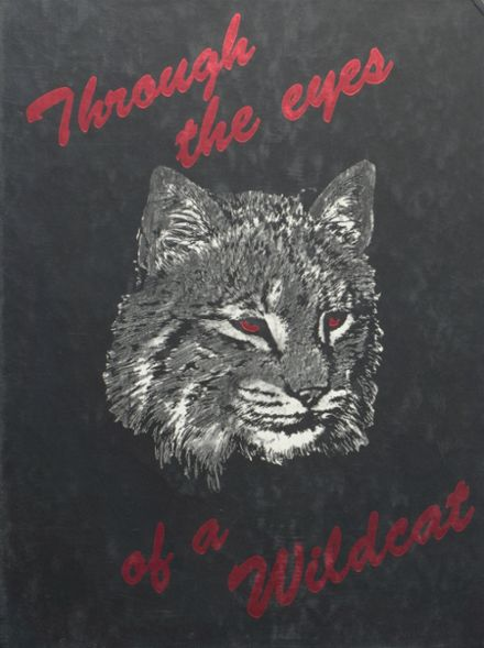 1998 Kittanning High School Yearbook Cover