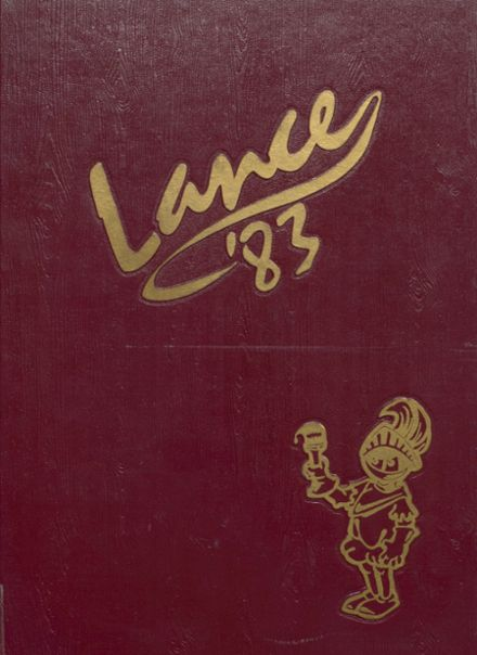 1983 Fairview High School Yearbook Cover