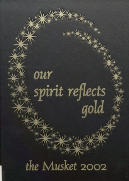 2002 Boonville High School Yearbook Cover