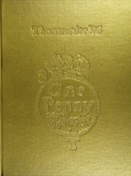 1976 Thornton Township High School Yearbook Cover