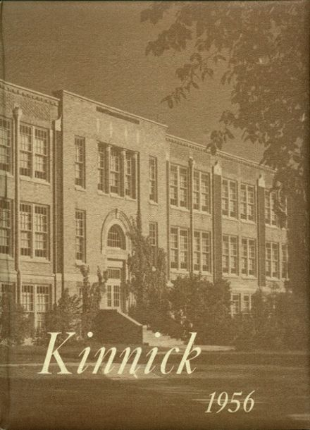 1956 River Falls High School Yearbook Page 1