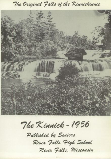 1956 River Falls High School Yearbook Page 7