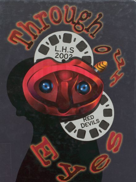 2002 Lowell High School Yearbook Cover