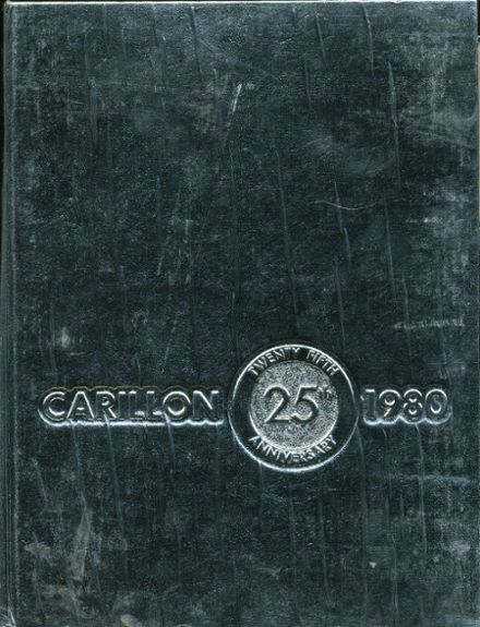 1980 Bellaire High School Yearbook Cover