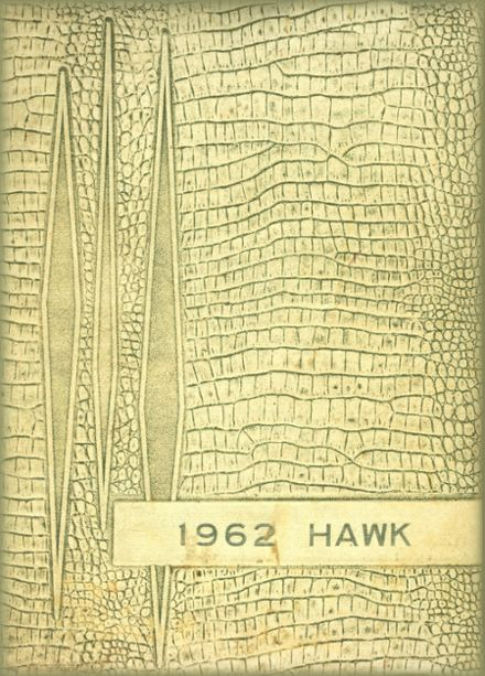 1962 Climbing Hill High School Yearbook Cover