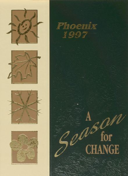 1997 Fairborn High School Yearbook Cover