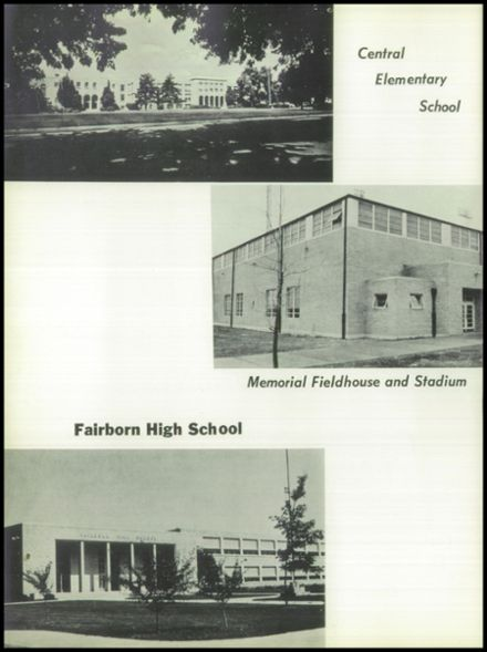 1958 Fairborn High School Yearbook Page 6