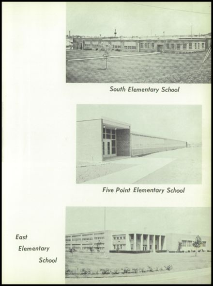 1958 Fairborn High School Yearbook Page 7