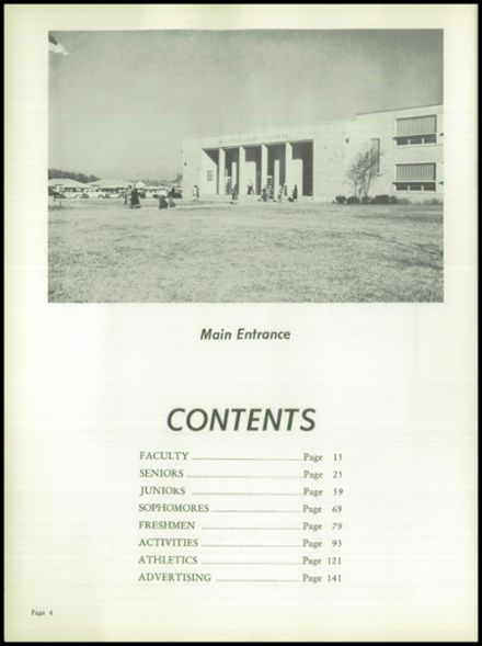 1958 Fairborn High School Yearbook Page 8