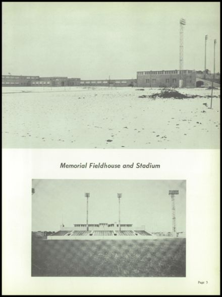 1958 Fairborn High School Yearbook Page 9
