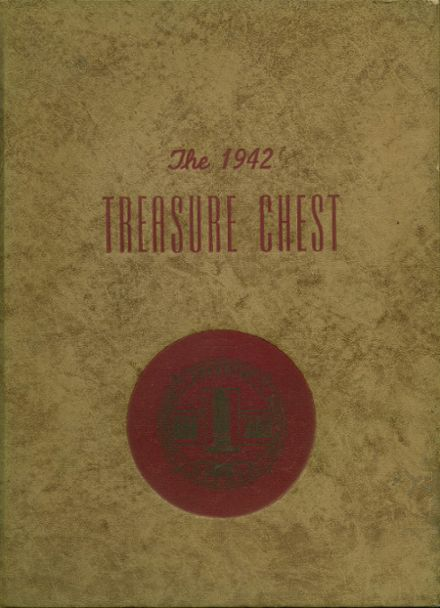 1942 Mepham High School Yearbook Cover