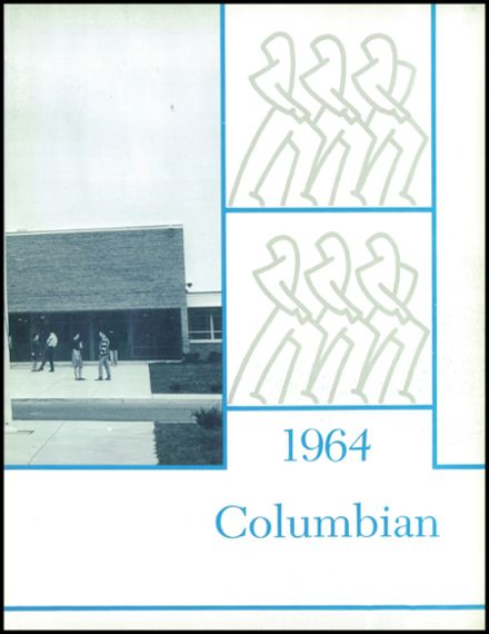 1964 Marshall High School Yearbook Page 7