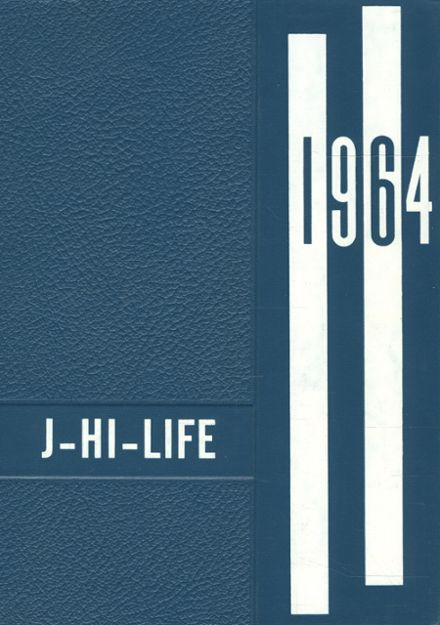 1964 Jefferson Area High School Yearbook Cover