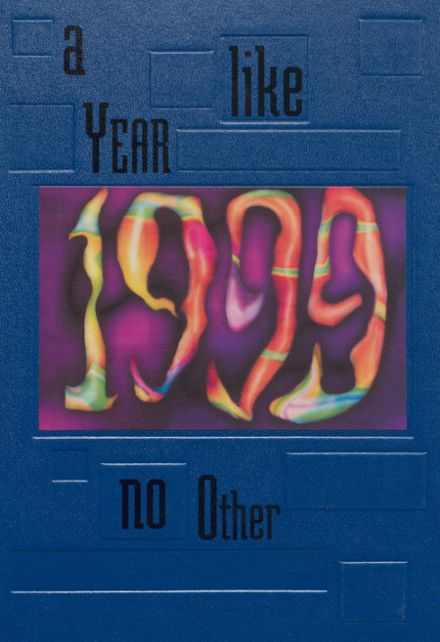 1999 Worth County R-III High School Yearbook Cover