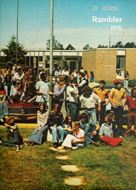 1975 Montrose High School Yearbook Cover