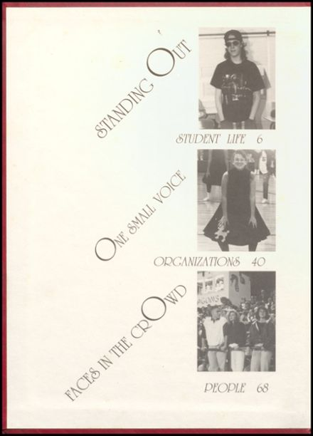 Explore 1994 New Palestine High School Yearbook New Palestine In