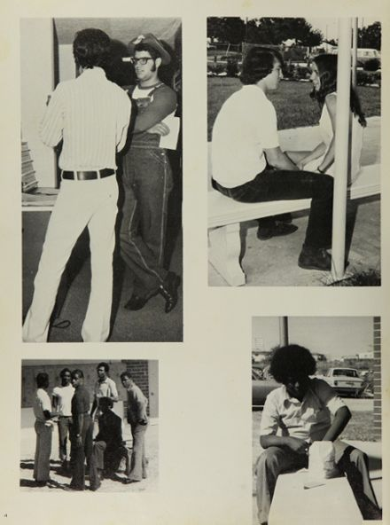 1974 Rockledge High School Yearbook Page 8