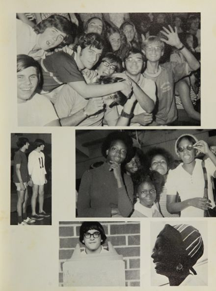 1974 Rockledge High School Yearbook Page 9