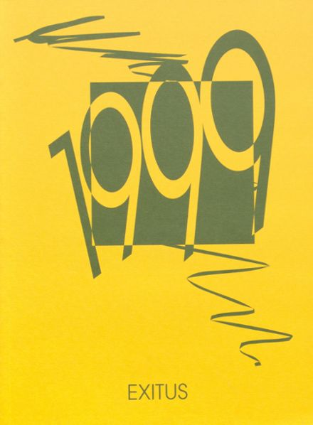 1999 Windsor High School Yearbook Cover