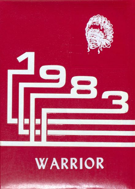 1983 Maysville High School Yearbook Cover