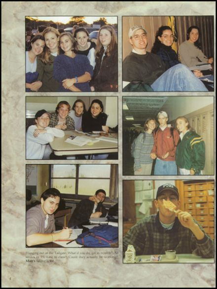 1997 Emmaus High School Yearbook Page 8