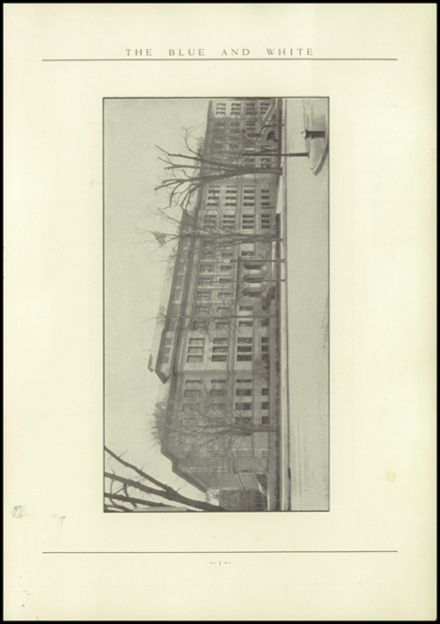 1939 Classical High School Yearbook Page 7
