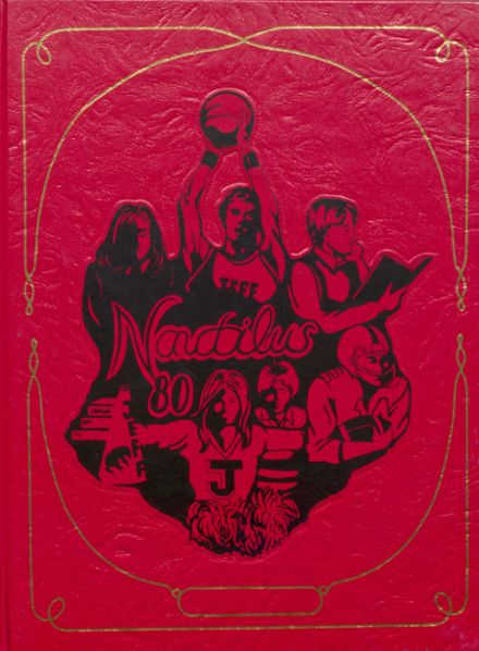 1980 Jefferson High School Yearbook Cover