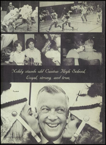 1965 Canton High School Yearbook Page 7