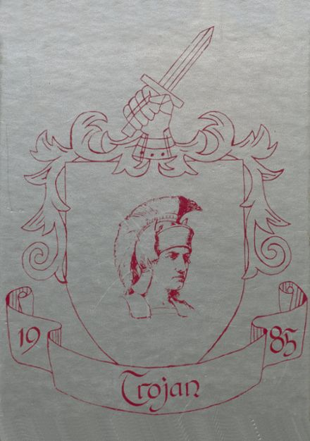 1985 Kirby High School Yearbook Cover