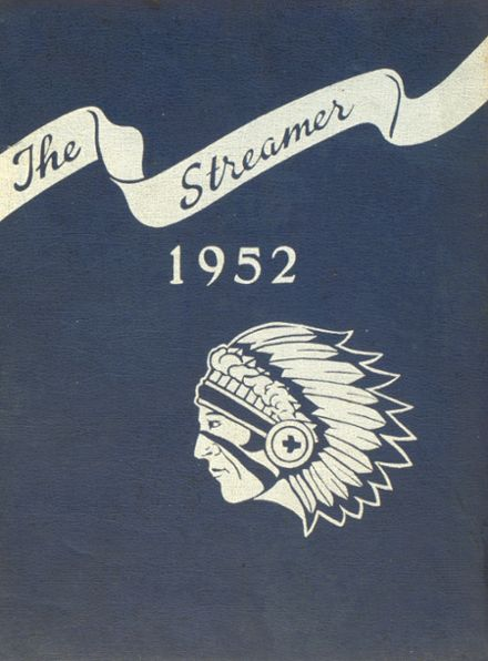 1952 Armuchee High School Yearbook Cover