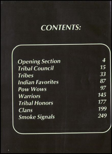 1977 Santa Fe High School Yearbook Page 6