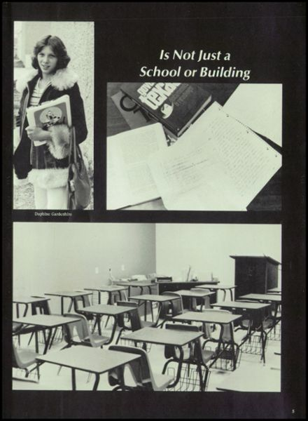 1977 Santa Fe High School Yearbook Page 9