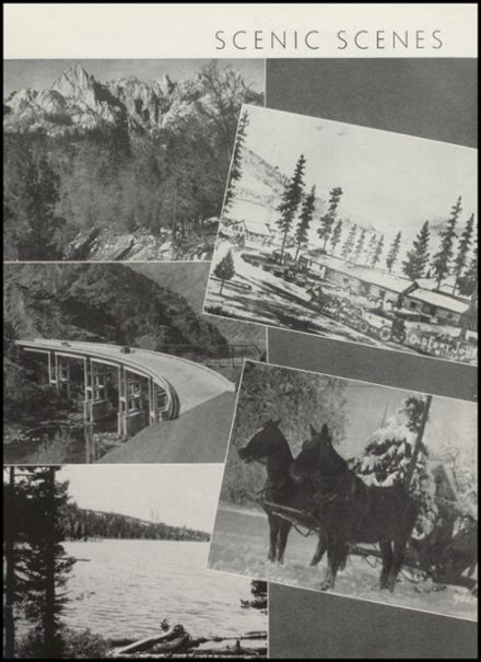 1945 Yreka High School Yearbook Page 8