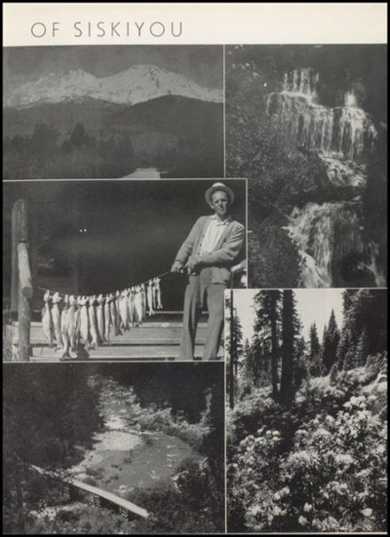 1945 Yreka High School Yearbook Page 9
