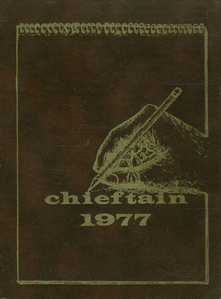 1977 North Brookfield High School Yearbook Cover