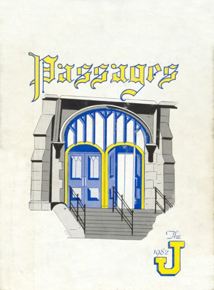 1982 Joliet Central High School Yearbook Cover