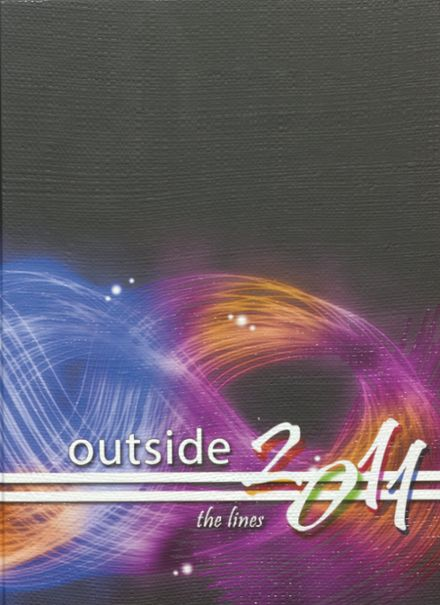 2011 Capital High School Yearbook Cover