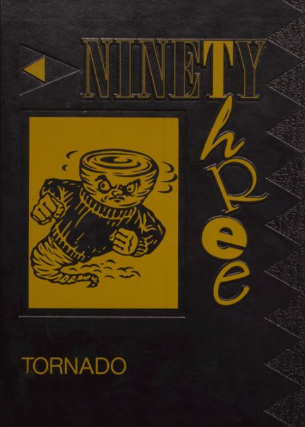 1993 Lamesa High School Yearbook Page 1
