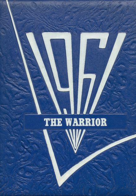 1961 Ketchum High School Yearbook Cover
