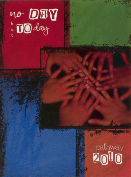 2010 Pathway School of Discovery Yearbook Cover