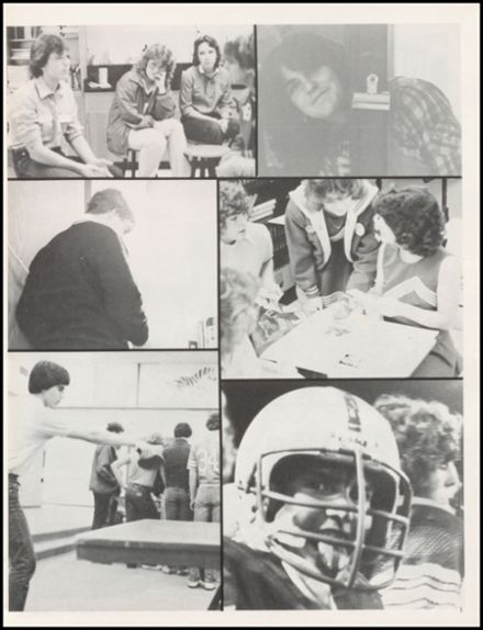 1982 Claremore High School Yearbook Page 7