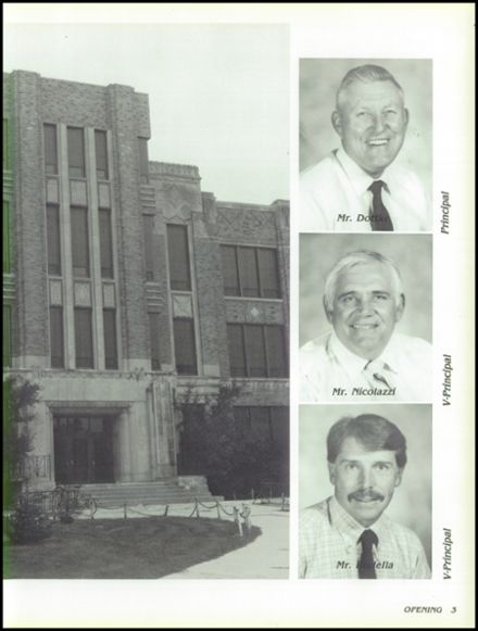 1988 West Allis Central School Yearbook Page 7