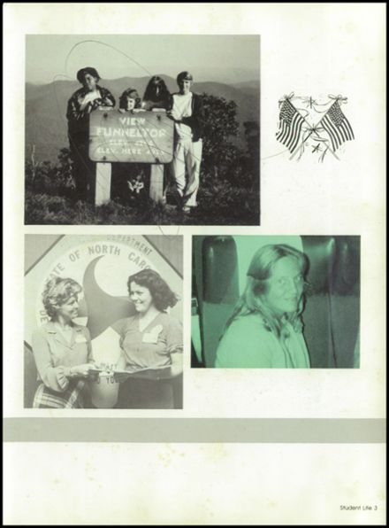 1981 West Brunswick High School Yearbook Page 7