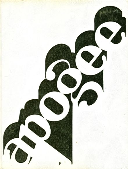 1977 Loch Raven High School Yearbook Cover