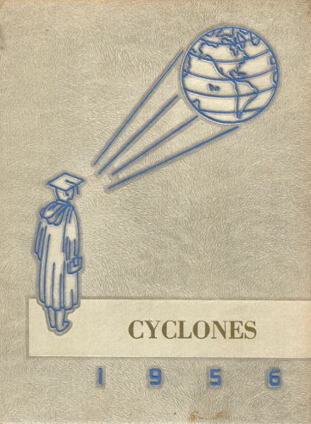 1956 Copemish High School Yearbook Cover