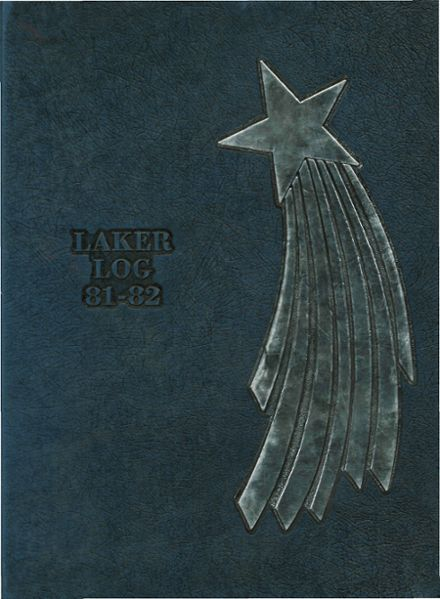 1982 Bonneville High School Yearbook Cover