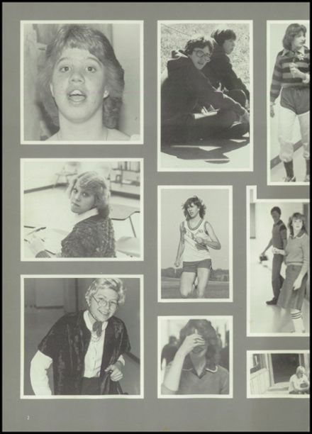 1982 Rio High School Yearbook Page 6
